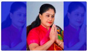 Vijayashanti denies reports of joining BJP