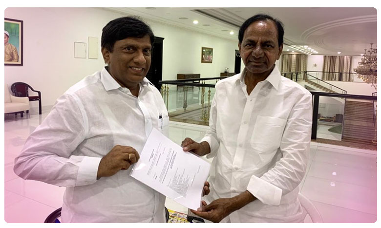 Ex-MP Vinod Kumar appointed as VC of Telangana Planning commission
