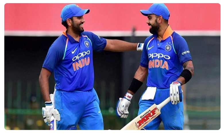 Rohit Sharma and Virat Kohli are fanatical in having most centuries