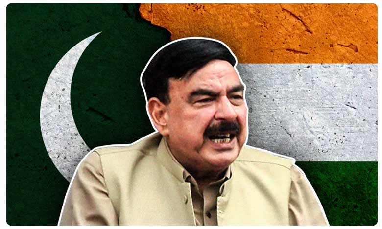 Pakistan minister Sheikh Rashid warns of full-blown war with India in October, November