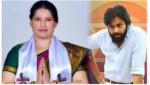'No Space For Hardworking People In Janasena' Says Women Leader Lakshmi Samrajyam
