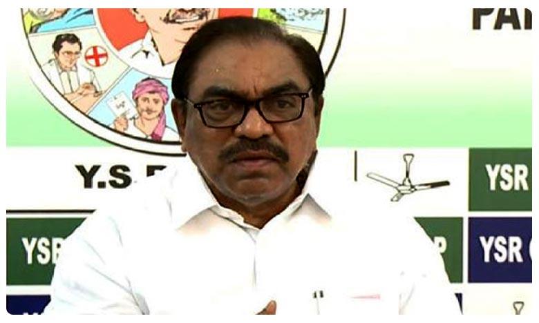 YCP Leader C ramachandraiah Sensational Comments on Former CM Chandrababu, టీడీపీ ట్రాక్లో పడకుండా బీజేపీ సహకరించాలి: రామచంద్రయ్య