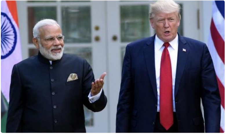 Highly gratified by cooperation from 'great friend' India on Iran: U.S, భారత్ అమెరికాకు మిత్ర దేశమా..?