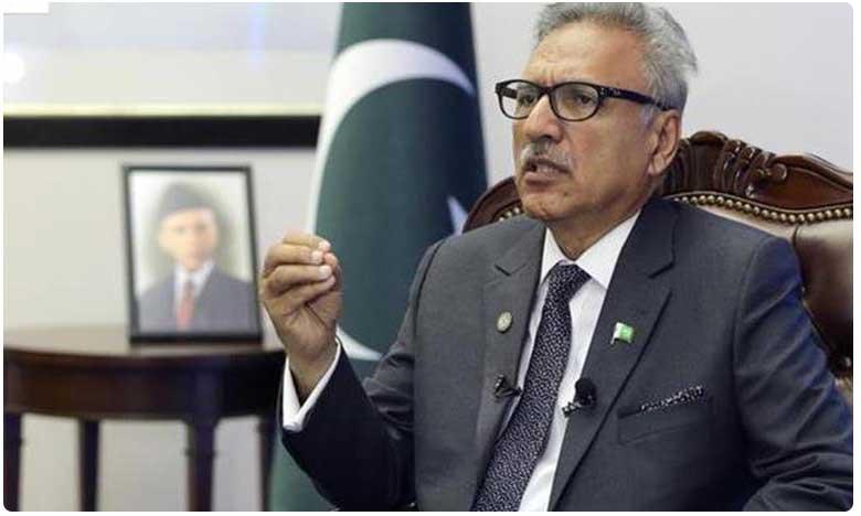 Twitter sends notice to Pakistan President