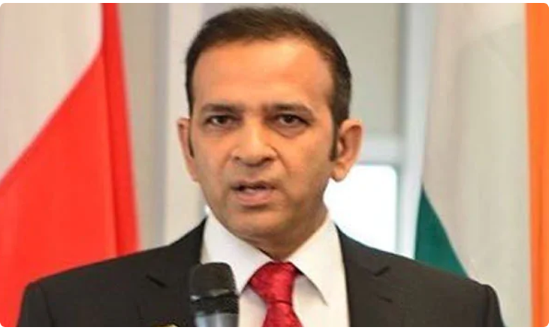 Indian envoy to Pakistan Ajay Bisaria back in Delhi