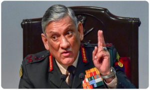 Army prepared to deal with any security challenge in J&K says Gen Bipin Rawat