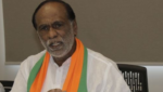 Bjp chief laxman fire on TRS, KTR for mission kakatiya