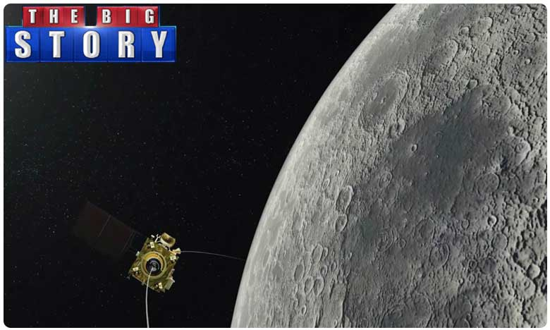 chandrayaan-2 successfully entered moons orbit in make-or-break move