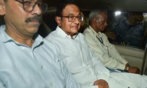 P Chidambaram Arrested from Home in INX Media Scam Case