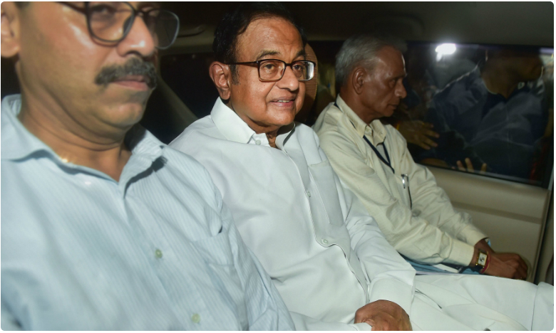 P Chidambaram Arrested from Home in INX Media Scam Case