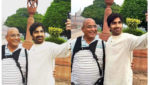 Ravi Teja faceapp picture goes viral