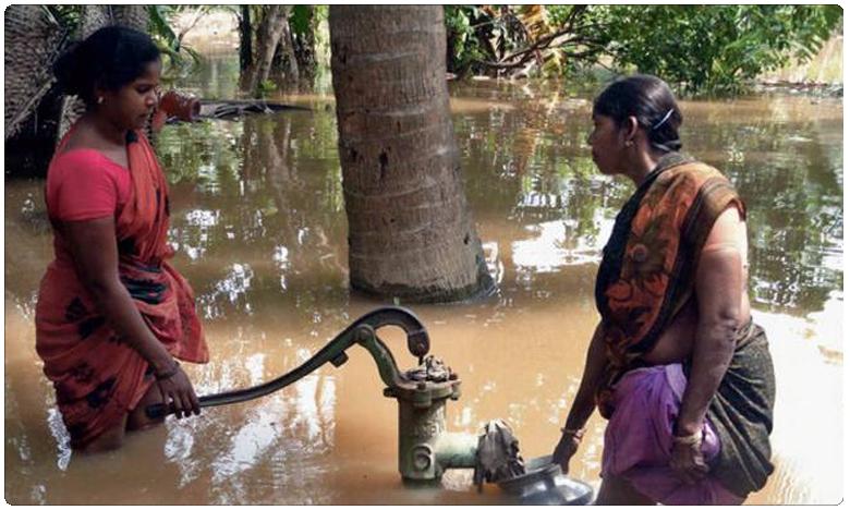 Monsoon 2019, లంకగ్రామాల్లో ఉగ్రరూపం దాల్చిన నదులు