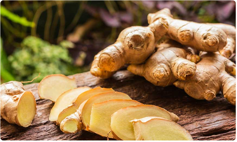 amazing health benefits of eating ginger daily