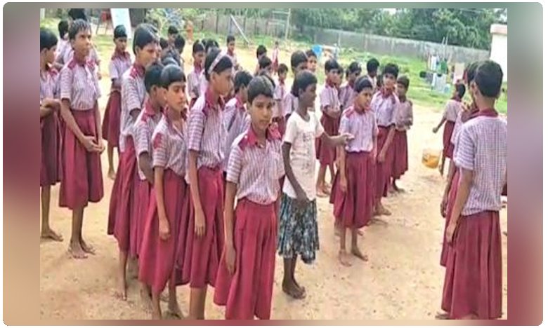 Principal Secisers Student Hair due to Water Crisis in Medak Hostel