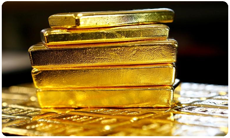 Gold prices slump after hitting record high