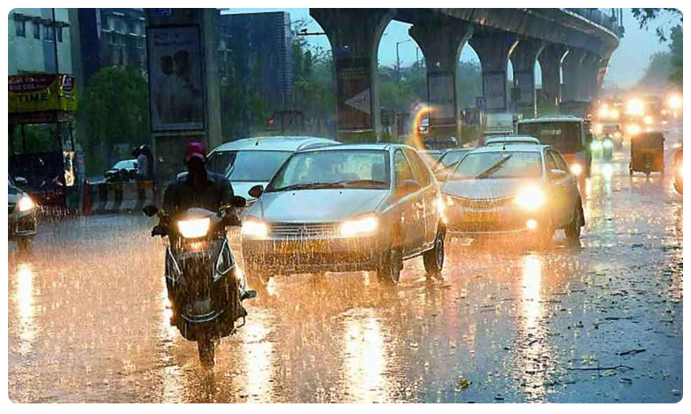 Heavy Rain Alerts In Telugu States, మరో నాలుగు రోజులు తెలుగు రాష్ట్రాల్లో భారీ వర్షాలు!