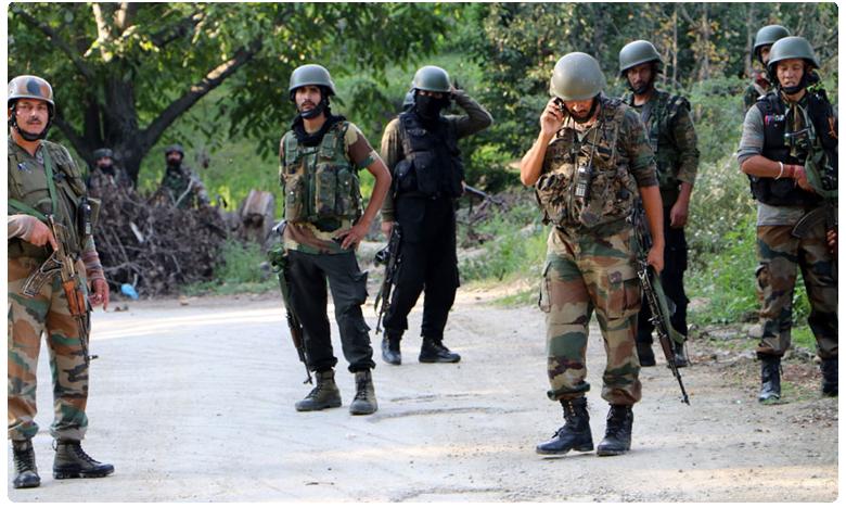 Indian Army and Indian Airforce, ఇండియన్ ఆర్మీ, ఎయిర్ఫోర్స్కు హైఅలర్ట్