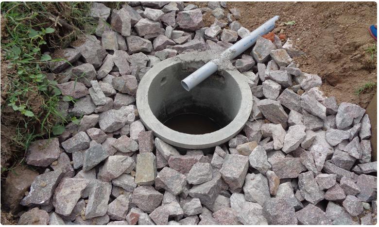 rainwater harvesting pit is mandatory to get house plan, ఇల్లు కట్టాలంటే ఇంకుడు గుంత ఉండాల్సిందే మరి..