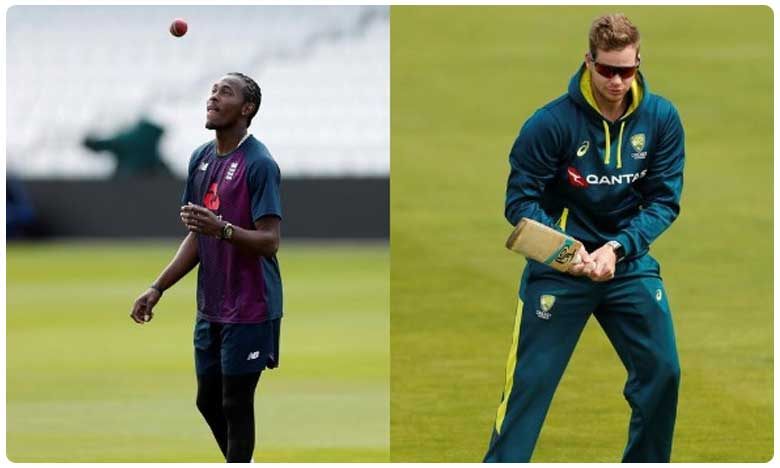 "Ashes 2019: Jofra Archer Reacts To Fan's ""Naughty"" GIF For Steve Smith"