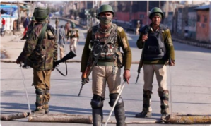 Terror alert in Kashmir valley