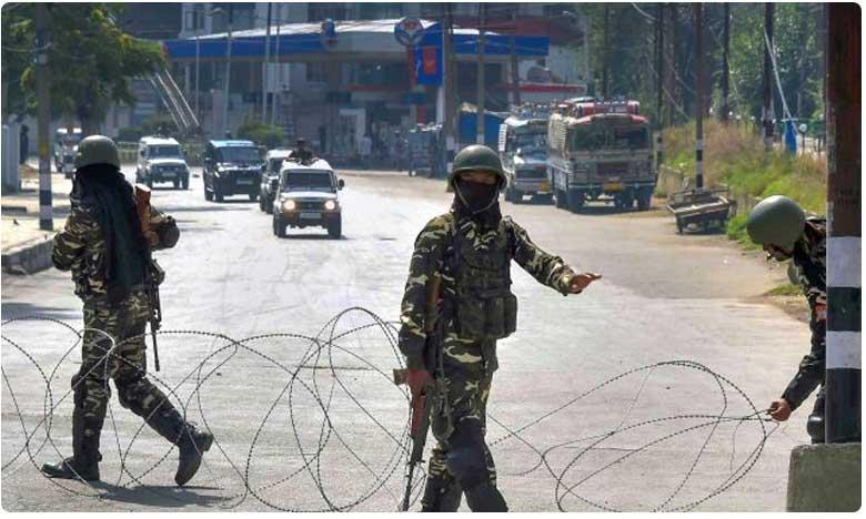Centre sets up 5-member GoM for Kashmir