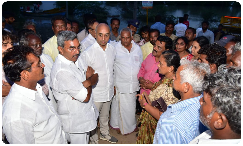 MP Galla Jayadev Slams AP Government