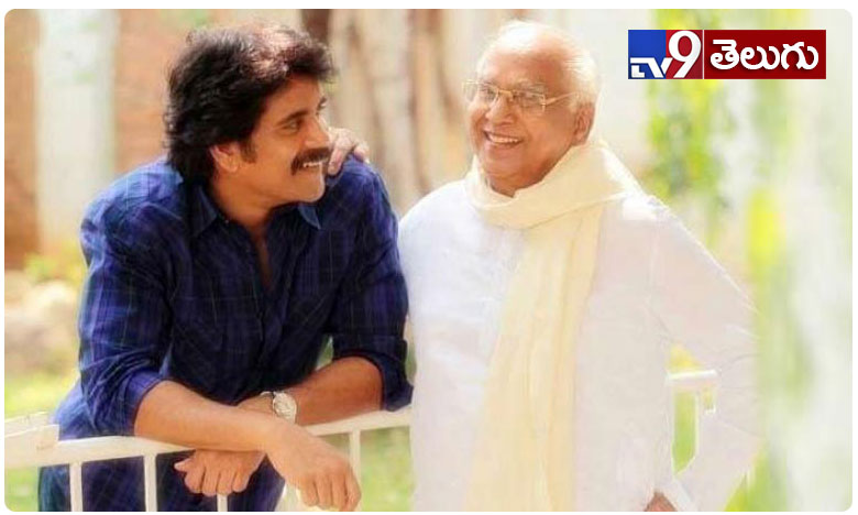 King Nagarjuna Rare And Unseen pictures