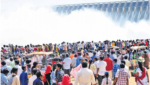 Traffic restrictions at Nagarjuna sagar project area