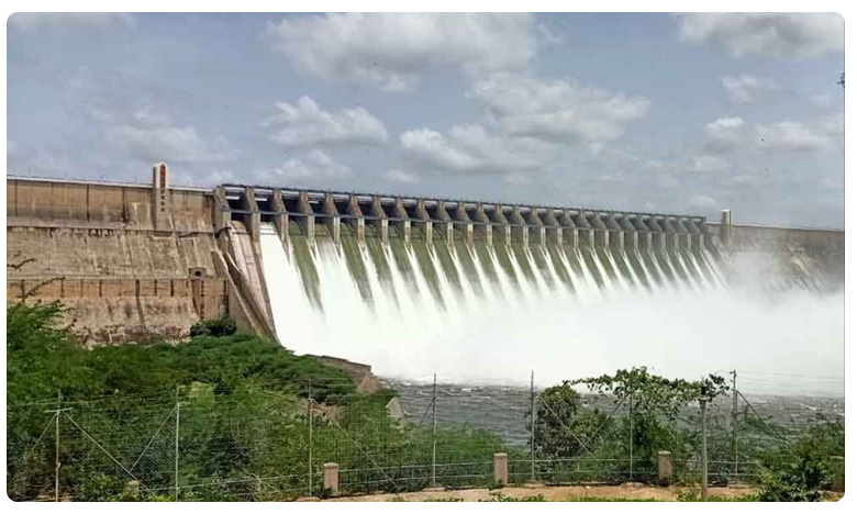 Telangana youth Drowns In krishna River Near Nagarjuna Sagar Dam