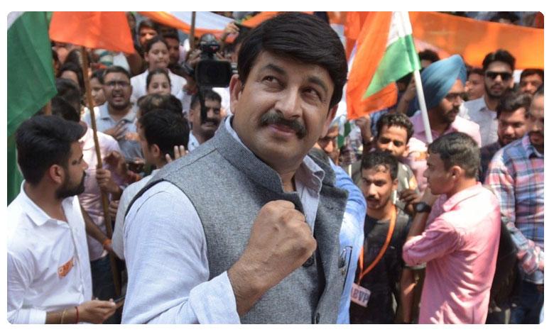 situation in delhi dangerous, necessary to have nrc bjp chief of delhi manoj tiwari