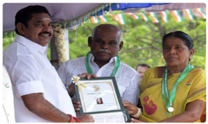 Adventure Award for Elder Couple for Facing Thieves at their house