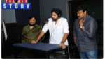 Hero Pawan Kalyans Voice Over for Chiranjeevi Sye Raa Narasimha Reddy