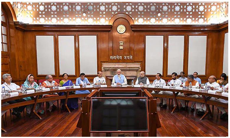 Union Cabinet To Meet At PM Modi's Residence Today Amid Kashmir Uncertainty, ముగిసిన కేంద్ర మంత్రివర్గ భేటీ