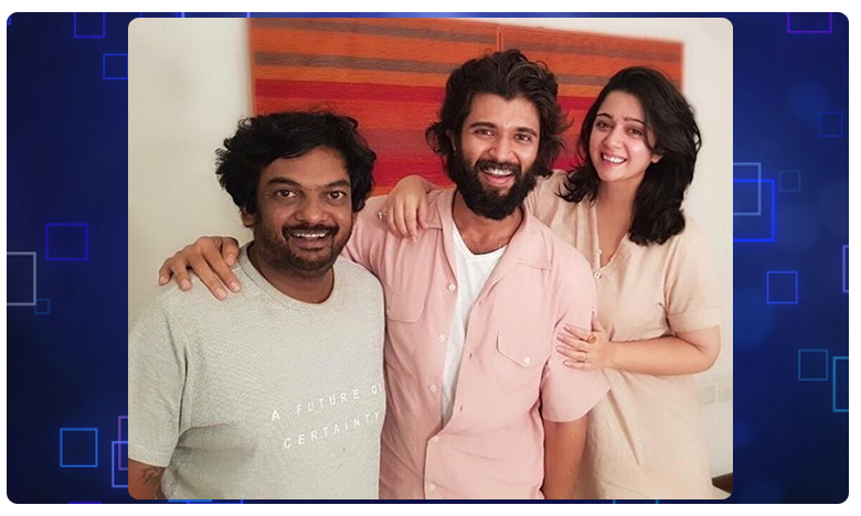 Puri Jagannadh and Vijay Deverakonda movie