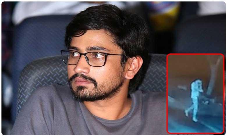 Hero Raj Tarun Escapes Car Accident at Alkapur