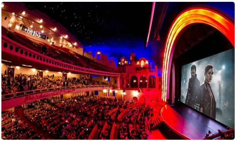 Prabhas' Saaho will be the fourth Indian film to be screened at Le Grand Rex, ఆ ఖండంలోనే అది అతిపెద్ద థియేటర్.. అందులో సాహో..