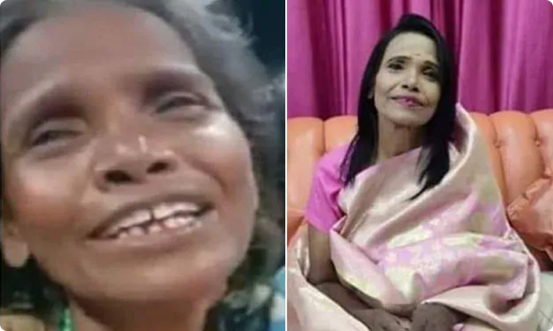 Ranu Mondal Now Gets A Makeover
