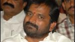 Minister Srinivas Goud