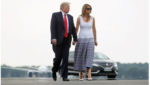 Trump says wife has gotten to know kim jong un