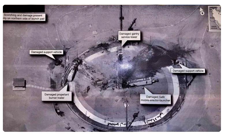 trump tweets iran missile site rising us surveillance secrets, ఇరాన్ మిసైల్ ప్రోగ్రామ్ పై ట్రంప్ కన్ను.. ఇమేజ్ ప్రూఫ్ !