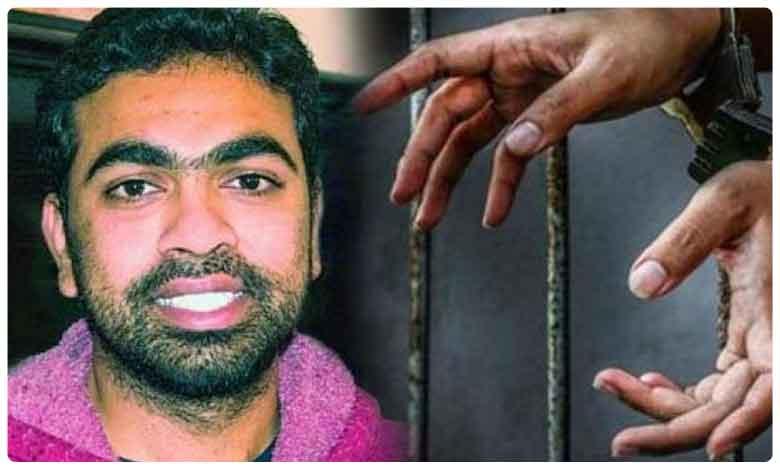 Indian student gets a year in jail in US for damaging college computers, తెలుగు విద్యార్ధికి ఏడాది జైలు శిక్ష.. ఎందుకంటే..
