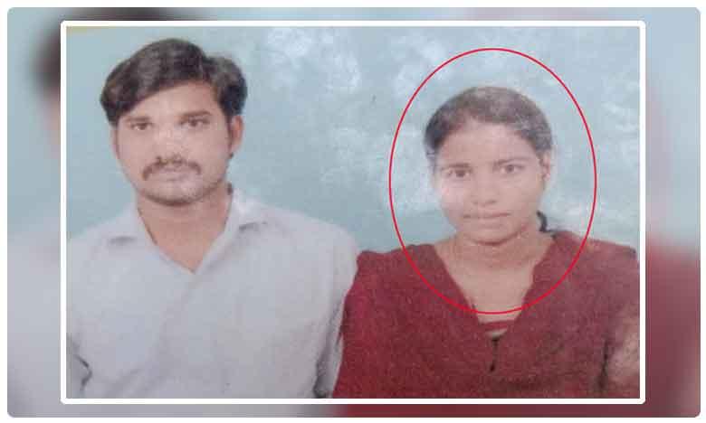 Woman Murdered Brutally By Her Husband In Vijayawada