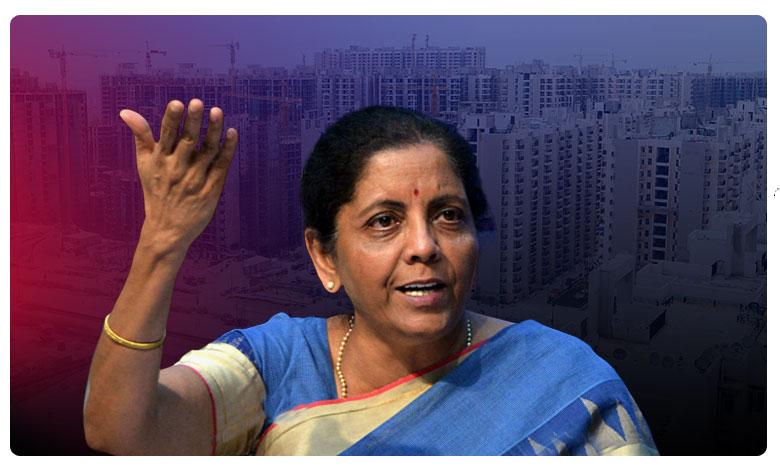Finance Minister Nirmala sitaraman real estate housing bpcl announcesments