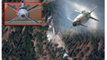 AN-32 aircraft, మిస్సైన ఏఎన్-32 విమాన శకలాల గుర్తింపు