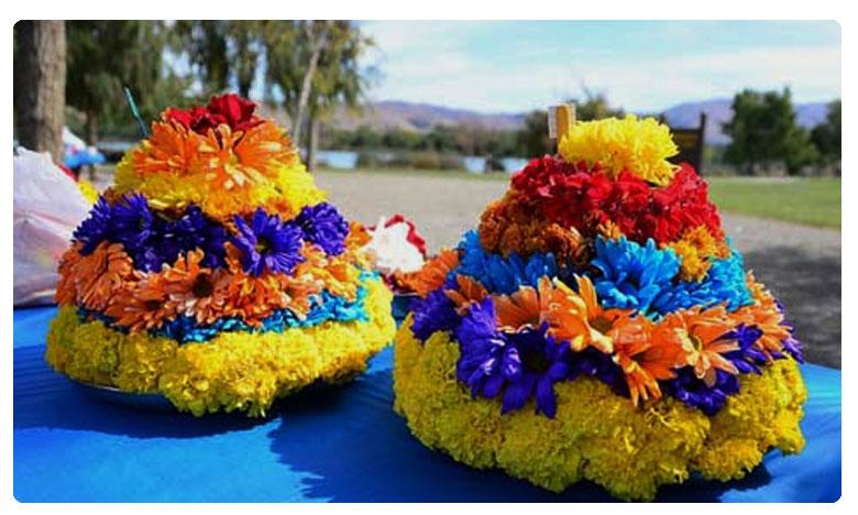 Bathukamma Celebrations In Telangana, నేటి నుంచి బతుకమ్మ సంబురాలు.. ఏ రోజు ఏ బతుకమ్మ..?
