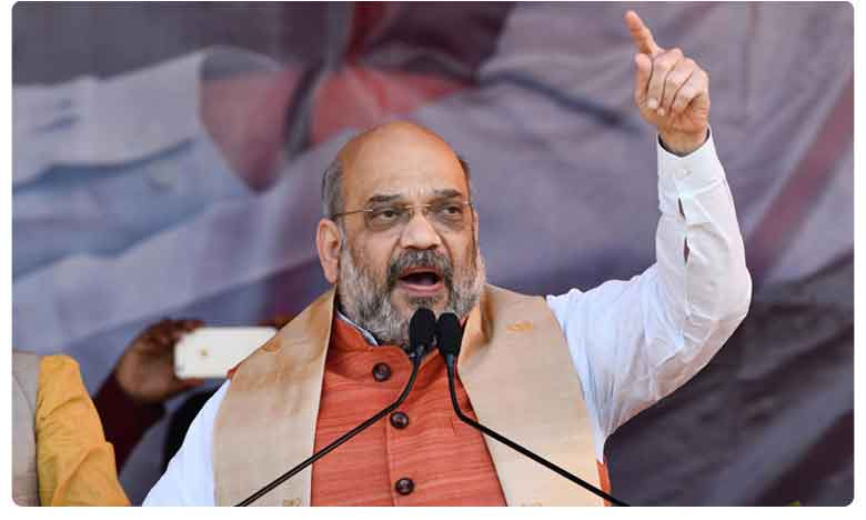 Who Will Join BJP In Presence Of Amit Shah From Andhra Pradesh And Telangana?