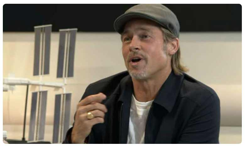 "Brad Pitt Phones Astronaut, Asks ""Did You Spot Indian Moon Lander""?"