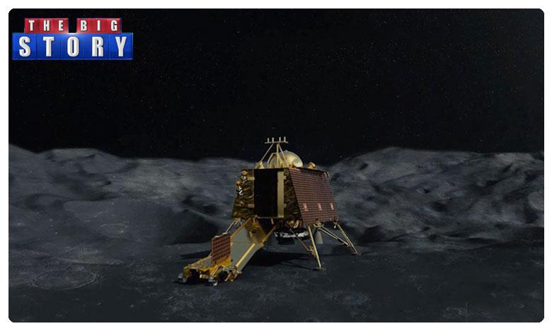 Why ISRO Lost Contact With Moon Lander - Chandrayaan 1 Director's Theory, ల్యాండర్ కాంటాక్ట్లో లోపం… చంద్రయాన్ 1 డైరెక్టర్ విశ్లేషణ!