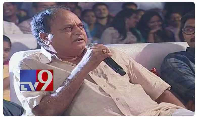 Senior Actor Chalapathi Rao thought of committing suicide