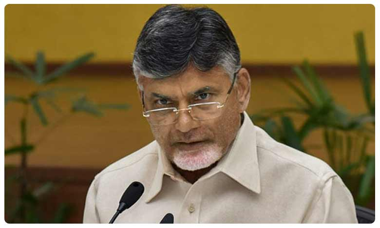 Chandrababu fires on YSRCP Government